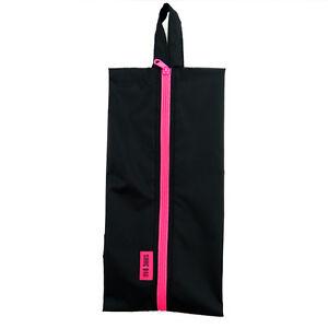 Waterproof Laundry Shoe Travel Pouch Storage Portable Zipper Tote Bag Organizer