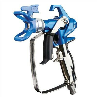 Genuine Graco Contractor Pc Airless Spray Gun With Rac X 517 Switchtip 17y042