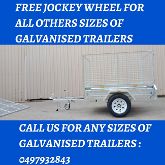 single axle trailers Bayswater Knox Area Preview