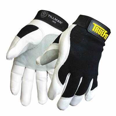Tillman 1470 Truefit Premium Top Grain Goatskin Performance Gloves Medium