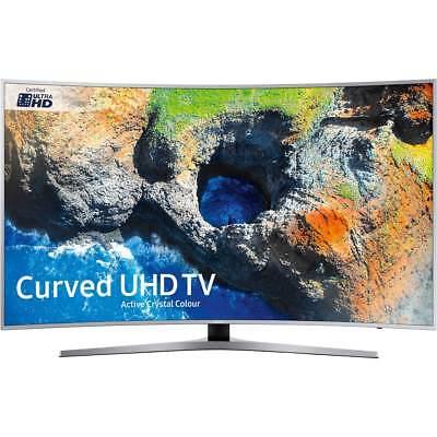 Samsung UE55MU6500 55 Inch Curved Smart LED TV 4K Ultra HD TV Plus 3 HDMI New
