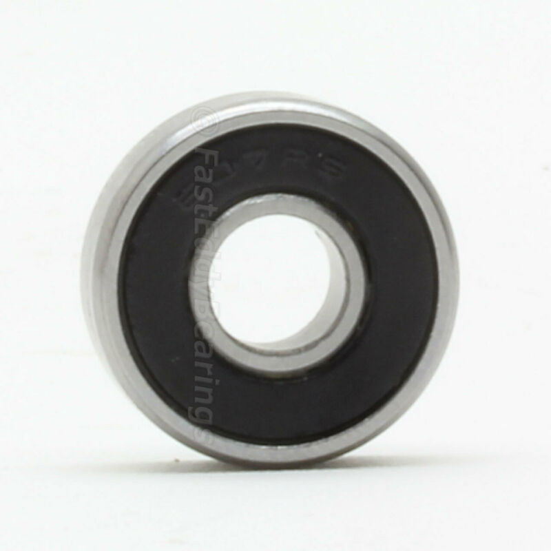 9x17x5 Rubber Sealed Bearing MR689-2RS