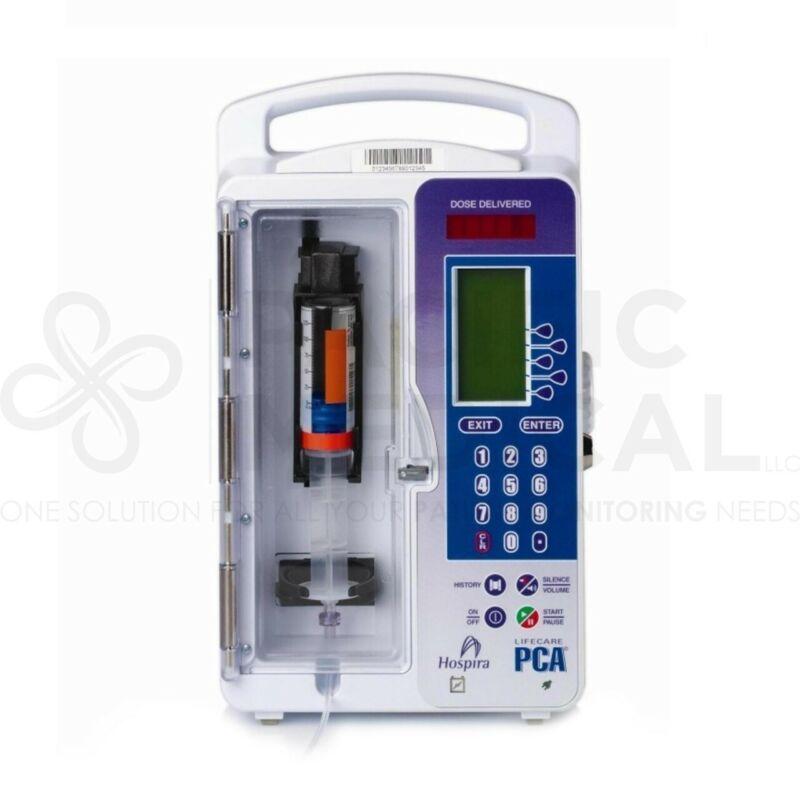 Abbott Hospira Lifecare PCA 3 Infusion Pump IV MedNet Software