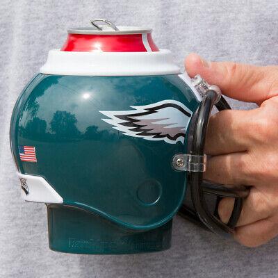 phia Eagles Becher Tasse Stifthalter Helm Dose Football  (Nfl Eagles Helm)
