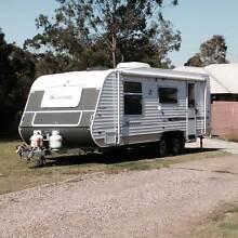 Regent Brentwood 2007 Caravan Karalee Ipswich City Preview