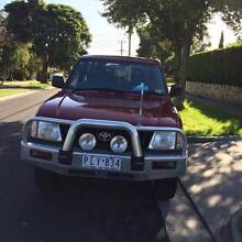 1999 Toyota LandCruiser Prado Wagon!!! price nego!!! Dandenong Greater Dandenong Preview