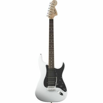 Squier AFFINITY SERIES STRATOCASTER HSS, Olympic Blanco - Guitarra Eléctrica