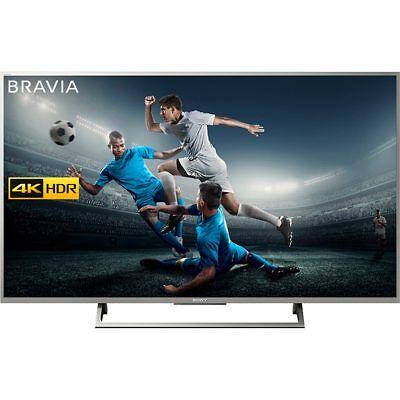 Sony KD49XE7073SU Bravia XE70 49 Inch Smart LED TV 4K Ultra HD Certified 3 HDMI