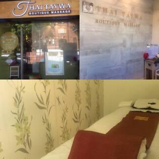 Massage Business For Sale, Neutral Bay,   Sydney  ธุรกิจนวดไทยขาย