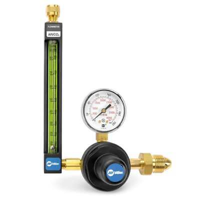 Miller Smith 22-80-580 20 Series Flowmeter Regulator For Argon Co2