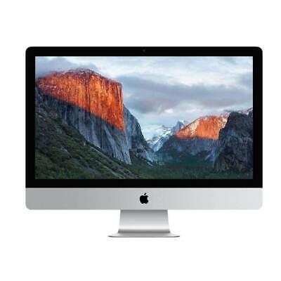 "Apple iMac 21.5"" Quad Core i5 | 16GB Ram | 1TB SSD Fusion | DVDRW"
