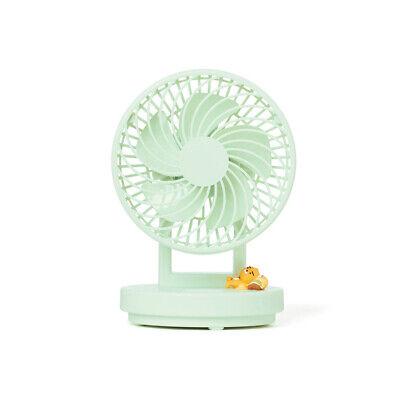 Kakao Friends Ryan Choonsik Mini Circulator Portable Fan Desk Home Summer Figure