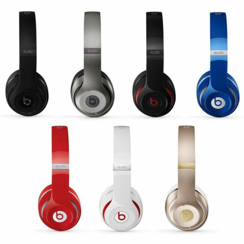 Beats by Dre Studio 2.0 Wired Over-Ear Headphone New Open Box