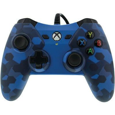 Power A Wired Controller For Xbox One - Midnight Blue Camo (1503455-01)™