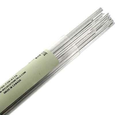 Weldcote Aluminum 4043 332 X 36 Tig Welding Rod 1 Lb.