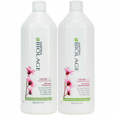 colorlast shampoo and conditioner liter duo 33