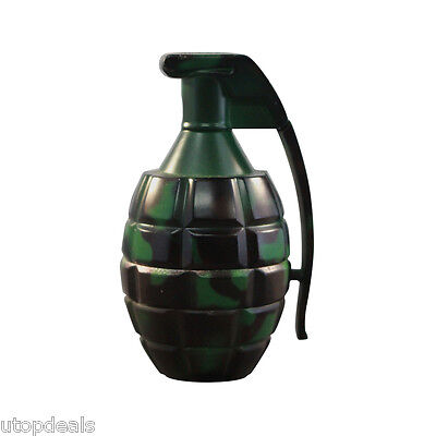 Camo Hand Grenade Herb and Spice Grinder, Camouflage   US Seller FREE Shipping