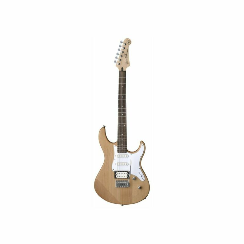 Yamaha Pacifica 112V - E-Guitar IN Yellow Natural Satin