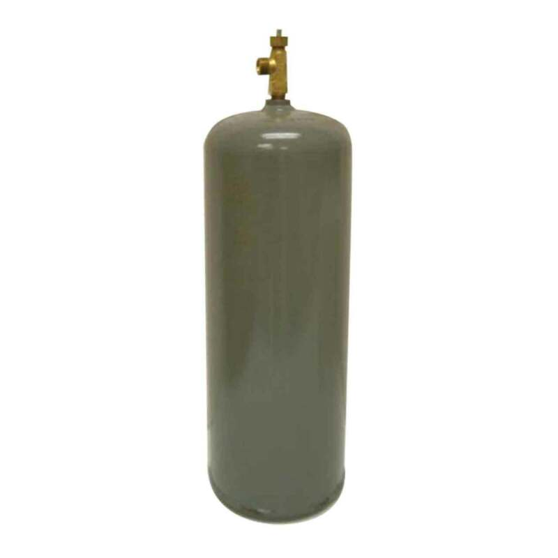 "40 cu/ft ""B"" Acetylene Welding Gas Cylinder Tank CGA 520 - EMPTY"