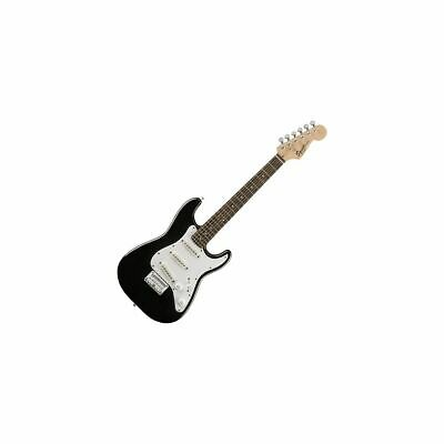 Squier Mini STRAT , Negro - Guitarra Eléctrica