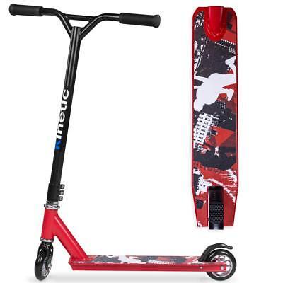 Stunt Scooter Kickscooter Skate-Kick-Roller 10cm Räder Kugellager ABEC 7 Jump