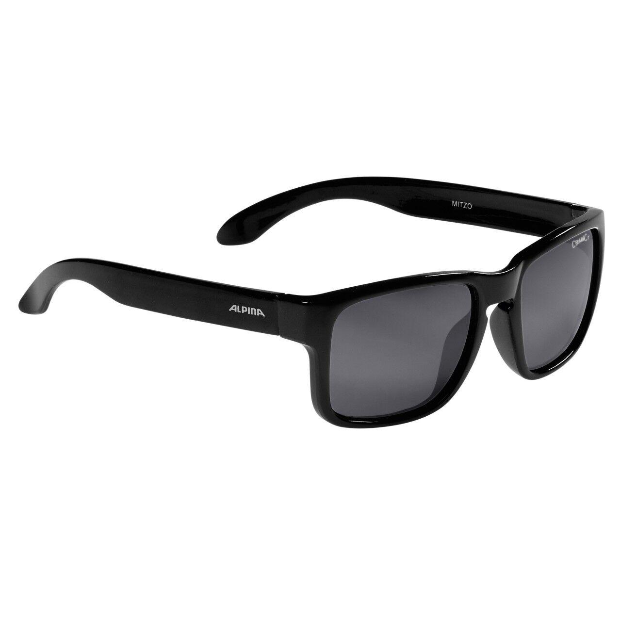 Alpina Kinder Fahrradbrille Sportbrille Sonnenbrille Brille MITZO black