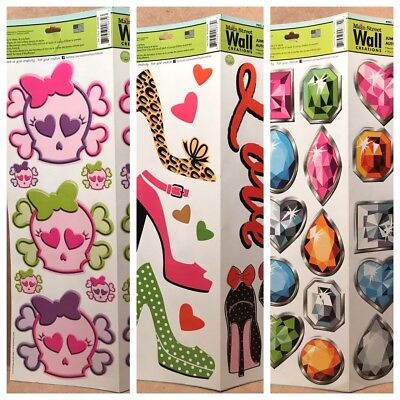 - Main Street Wall Creations Jumbo Stickers Wall Decals Peel & Stick Removable
