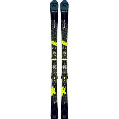 как выглядит Rossignol React R8 HP Ski NX12 Konect Binding 2020 фото