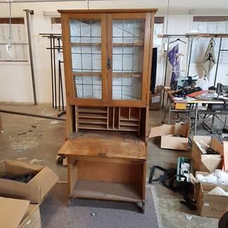 bureaux,antique english drop down desk-last week closing down