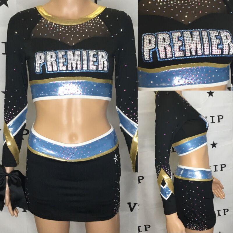 Cheerleading Uniform Real Allstar Premier Adult 3X Plus