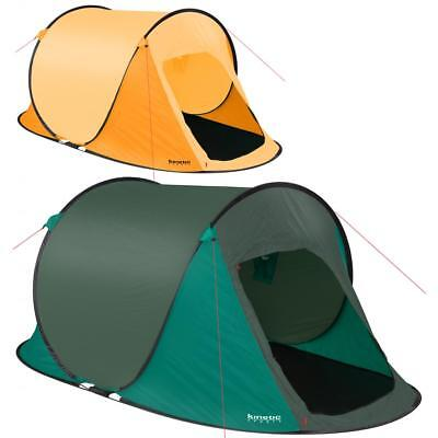 Wurfzelt Pop Up Zelt 2 Personen Trekkingzelt Sekundenzelt Automatikzelt Camping