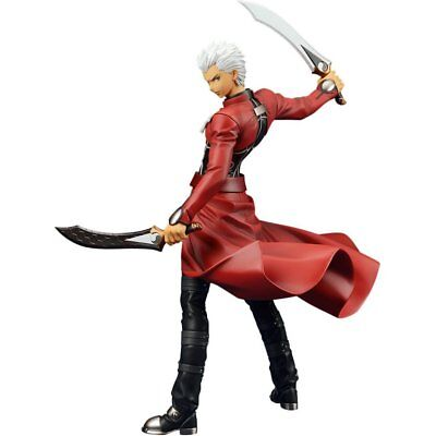 (Alter Fate/Stay Night Unlimited Blade Works Archer PVC Figure Statue(1:8 Scale))
