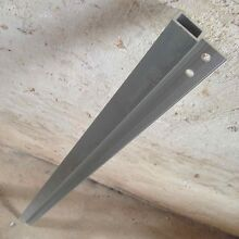 Special Thick Aluminum Extrusion - Silver Anodised Clunes Hepburn Area Preview