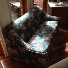 Fold out 3 seater sofa couch St Kilda East Glen Eira Area Preview