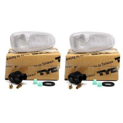 2x TYC Blinker Blinkleuchte seitlich MERCEDES W210 SPRINTER V-KLASSE VITO 638