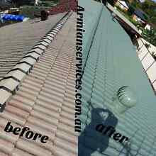 Armian roof painting services Villawood Bankstown Area Preview
