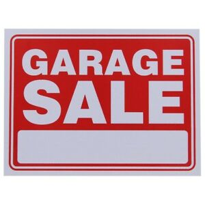 Garage sale !!   Everything left is free!!!