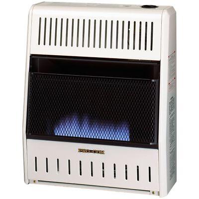 Procom MN200HBA Ventless Natural Gas Blue Flame Space Heater - 20,000 BTU