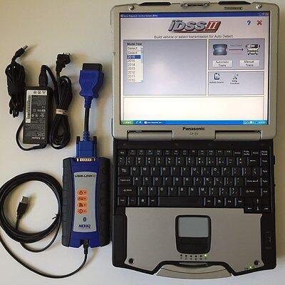 Isuzu Idss Ii 2 Diagnostic Kit Obd Scanner Dealer Scan ...