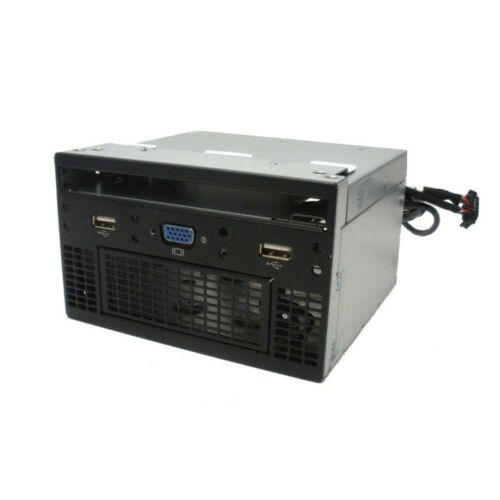 HPE DL380 G9 Gen9 Universal Media Bay Cage DVD USB VGA with Cables 765446-001