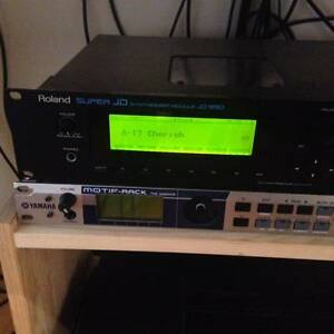 Roland JD 990 Synthesizer Rack Module Ballarat Central Ballarat City Preview
