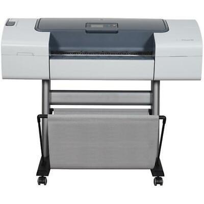 Hp Designjet T610 Wide Format 24 Plotter Printer