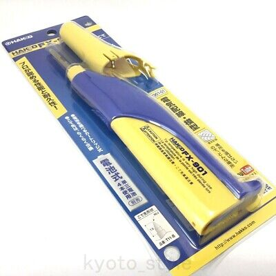 Hakko Fx-901 Battery Type Soldering Iron Cordless Japan