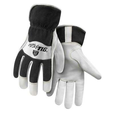 Steiner 0261cr Ironflex Tig Kidskin Welding Gloves Cut Resistant Small