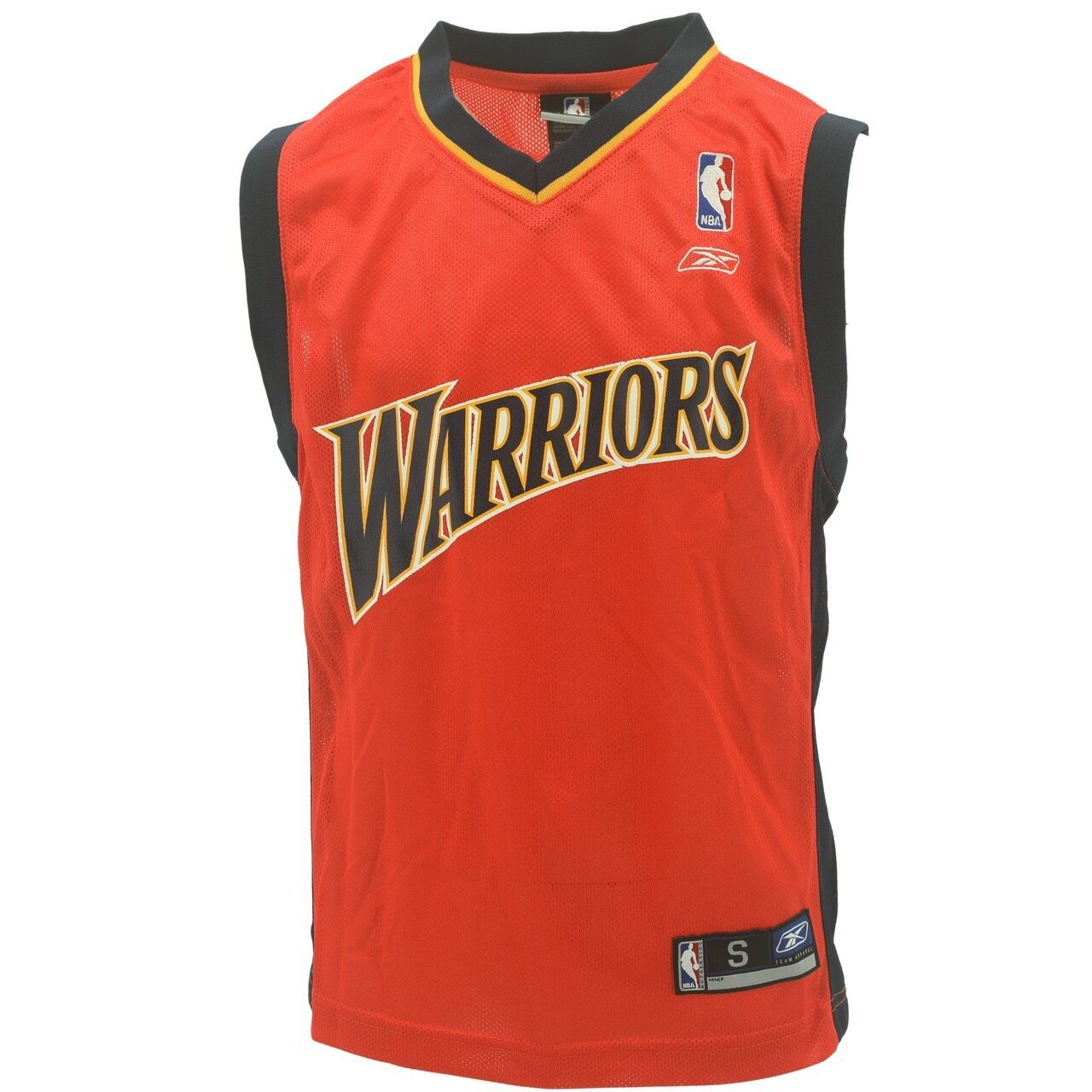 more photos 8291a bca07 Details about NBA Golden State Warriors Youth Size Throwback Vintage Style  Jersey New W Tags