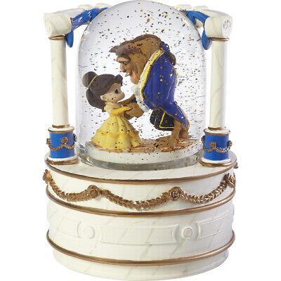 Precious Moments Disney Beauty & Beast Musical Snowglobe True Beauty Is 203161
