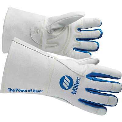 Miller 263332 Lined Mig Welding Glove Medium