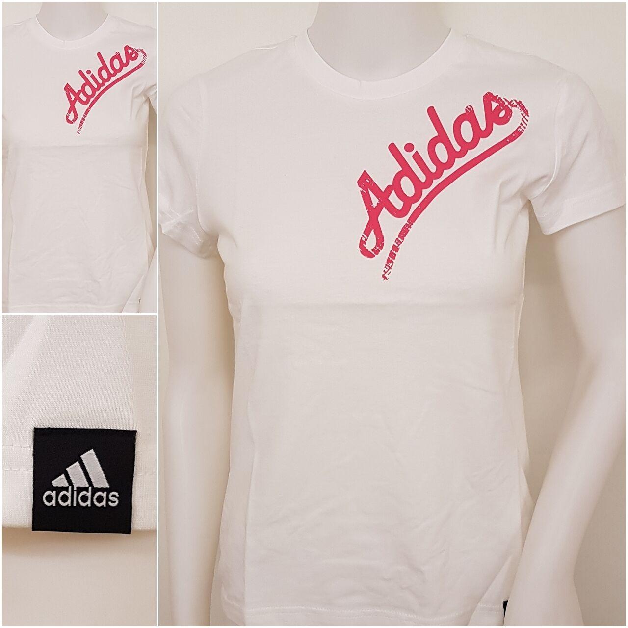 69f995af7c7712 adidas T Shirt Kinder Logo Tee 3 Streifen Mädchen Kinder Sport Freizeit O