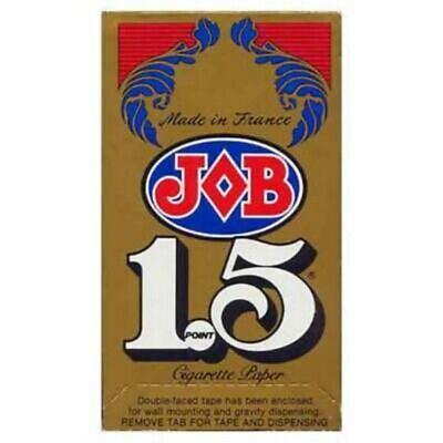 Job 1.5 Rolling Papers 24 Packs 24Leaves/pack  buy 10 get 1 free