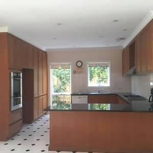 Stone Kitchen Benchtop 231cm*78cm*3cm Glen Iris Boroondara Area Preview